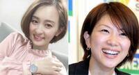 体操田中理恵とバトミントン潮田玲子はどっちが美人だと思いますか?