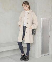 5月上旬に大阪へ旅行に行くのですが、このコートは浮きますか?5月上旬はまだ寒いですよね?