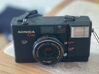 コニカ KONICA C35 EFのフィルム枚数を教えて下さい。 新しくフィルムカメラ(ピッカリコニカ)を買いましたが、36枚のフィルムしか持っておりません。 そのまま使用して平気でしょうか。
