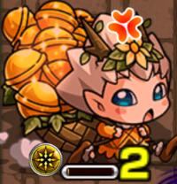 モンストの神殿にたまに出てくるこのキャラってなんて名前ですか?