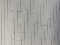 テスト前急ぎです、中1数学「Pとl が並行で Qとl が平行の場合、常にPと Qは平行である」 という問題、○にしましたが解説では 「この場合、PとQが交わる事がある」 と×だそうです。 わか りやすく教えてくださる方いらっしゃいましたら回答お願い致します。 画像は私がやってみたものになります