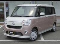 ダイハツムーブキャンバスの色についてです。 この画像の色はカタログには載ってませんが、新車で買えるのでしょうか? カタログには濃いいピンクしかありません。