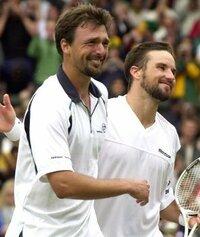 2001年イワニセビッチのウィンブルドン優勝は伝説ですか?主催者推薦からなんで勝てたのですか?