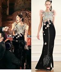 ゴシップガールのブレアが着ていたこのドレスのブランドがしりたいです