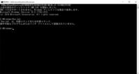 楽曲作成ソフトNEWTRINOについてです. 公式ページで公表している通りにバッチファイルを書き換えましたが,コマンドプロンプトが以下のようになり音声を作成することができません.以前に楽曲作成とは別にC言語などをコマンドプロンプトで動かそうとしても同じような表示が出てきて動かすことはできませんでした. ちなみにMacOSを使用しており,Parallels上でWindowsを動かしています....