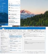 Outlookのキーボード操作をしたい者です。 Windows10を使用しています。 ネットで方法を検索すると https://support.office.com/ja-jp/article/outlook-%E3%81%AE%E3%82%AD%E3%83%BC%E3%83%9C%E3%83%BC%E3%83%89-%E3%82%B7%E3%83%A7%E3%83%BC%E3%83%8...