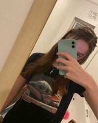 ベビーヨーダのTシャツ可愛くないですか??♡♡ スターウォーズのやつ!