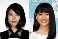 有村架純さんって、若干(?)顔でかくないですか? 私は女優の中で1番顔がデカイのは土屋太鳳だと思っていましたが、比較したら互角でした。 高畑充希ちゃんとかと比べるとデカイですよね?
