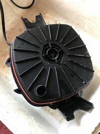 テトラの外部濾過フィルターの蓋の部分ってどうやって中まで掃除するんですか?