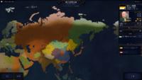 もしこの世界線で第二次世界大戦を迎えたらどうなりますか? 緑の所はロシア帝国で設定的には帝政派と言ったところです  この世界線ではどうやら帝政派が一定の地域で残り全てがソビエトと言うわけにはいかなかったようです  この世界線で第二次世界大戦を迎えたら分割されるはずのポーランドとドイツ、ソ連、ロシア帝国を中心に考察するとどのような展開を迎えると思いますか?