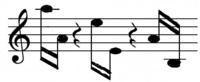 出だしがこんな感じのクラシック曲なんですが、なんという曲ですか?