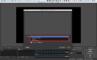 OBS Studioを用いての配信設定について  質問です。 環境 macbook pro 10.15.4 Elgato Game Capture HD60 S(最新 AstroAI HDMI 分配器 スプリッター OBS Studio(最新 PS3  キャプチャボードの付属ソフト上では、PS3の映像、音声正常に映し出され、録画可能なことも確認済みです。  ですが、キャ...