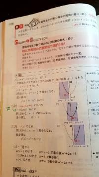 符号に関してなんですが、初めから始めるの解説によると 最後のところは  a≦-1のとき -1<a<1のとき a≧1のとき  となってもいいとのことなんですがそういう解釈で合っていますか?