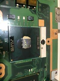 パソコンのCPUについてですが このCPUを高性能のCPUに交換したいのですがどんな やつがハマりますか?  CPUはintel core 2 duo p8700 2.53 ghz