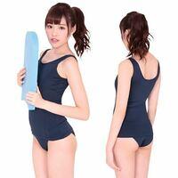 このモデルさんの名前を教えてください。 【A&T Collection】コスプレ スク水 衣装 レディース スクール水着 コスプレ衣装 コスチューム