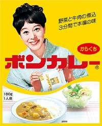 沖縄県で生まれ育った方にお伺いをいたします。 ・ 沖縄県では画像のボンカレーをときどき食べていたのでしょうか。 いかがでしょうか。