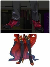 コスプレ用の靴についてです。 ツイステッドワンダーランドのリドル君のコスプレをいつかのイベントでやりたいと思っているのですが、靴だけがいくら探しても販売されている物が見つかりません。 そこで自分で既存の靴を加工して作成しようと思うのですが、そういった事を今までした事が無いため右も左も分からない状態です。 画像の踵やつま先の部分等の装飾はどのようにして作成すれば良いのでしょうか? また、まだ衣...