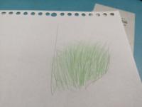 草が上手にかけません。 書いてる途中で、嫌になるぐらい自分でも下手だと思います。  上手に草をかける方法や、コツを教えて下さい