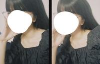 fakyのhinaさんなどが使用してるこのフィルムカメラ風に撮れるアプリなんですか? 念のため顔は隠させていただきました!