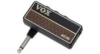 ギター初心者です。 アンプに、VOX ヘッドフォンギターアンプ amplug2 AC30(画像のもの)を購入し、iPhoneの純正イヤホンの端子を変換して使用しようと思っているのですが、イヤホンは使用可 能なのでしょうか...
