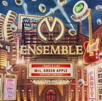邦ロックバンドMrs.Green Appleの『ENSEMBLE』は名作だと思いますか?