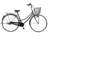 私の自転車は変速機無し・カゴ付きのシティーサイクルなんでなんですけどこれでサイクリングしていたら自転車はもちろんファッションもサイクリングの常連みたいな人達はどう思うでしょうか?  笑われますか? 18キロ位離れた日本でも有名な湖まで走ってみようかなと思い立ったのですけど。  画像みたいな自転車です。