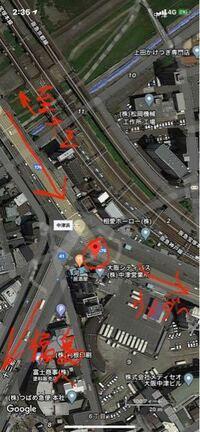 大阪の地理です。十三大橋を梅田に向かって渡りきった所の交差点付近にお線香の青雲の看板があったのですが(写真付近)そこに書いてあった言葉覚えてる方いてますか? 我が〜なんとかかんとか〜は、青い大空白い雲...