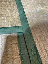 一軒家の畳の下からゴキブリが入ってくることはありますか? 長年張り替えていない畳で、ヘリの部分が一部凹んでいます。