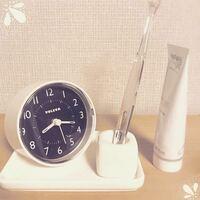 こちらのダイソーの時計は、秒針の音がしますか?
