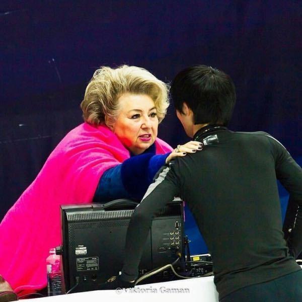 タラソワさんは、羽生選手によく話しかけておられますが、ロシア語 羽生選手に通じていますか??