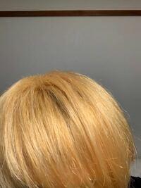これくらいの髪色でムラシャン使い続ければある程度白くなりますか? もしならなさそうなら、もう一度ブリーチをするか、もっと青味の強いムラシャンにするか、諦めてシルバーアッシュ系の色を入れるかどれがよろしいと思いますか。