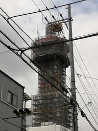 東大阪市牧岡にあります。これは何が建つのですか?