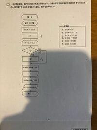 宿題ですがわかりません。 このフローチャートをC言語でプログラミングするとどうなりますでしょうか? 教えてください。 お願いします。