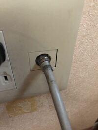 家のモデムルーターが電話線じゃないのですが、これは何と呼ぶのですか?