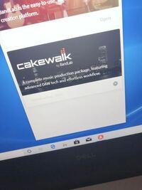 Cakewalkをノートパソコンに入れたいのですがダウンロードからなかなか進みません。 やり方が悪いのでしょうか?