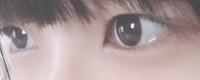 出目ですか?奥目ですか? 目に光が入らないんです どうしたら目に光って入りますか?