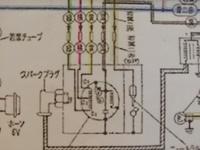 68年式行灯カブ 12v化  バッテリー・レギュレーター・ウィンカーリレー・電球等を交換し半波整流にて12v化したのですが、ジェネレーターでの発電量が足りずバッテリーがすぐに上がってしまいます。 対策として...