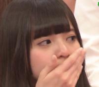 坂道かんたんクイズPart249  画像の坂道メンバーは、何故泣いているのでしょうか?  正解者には250枚(゚∀゚)