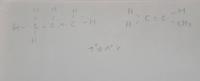 問題集で構造式を書く問題があり、自分は右の構造式を書いたのですが答えは左でした。でも、学校で習ったのは右の構造式だったのですがこれは右も正解なのですか?
