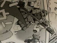 機動戦士ガンダムジョニーライデンの帰還 に出てくるザクのこの武装はなんですか? 知っていたら教えてほしいです…