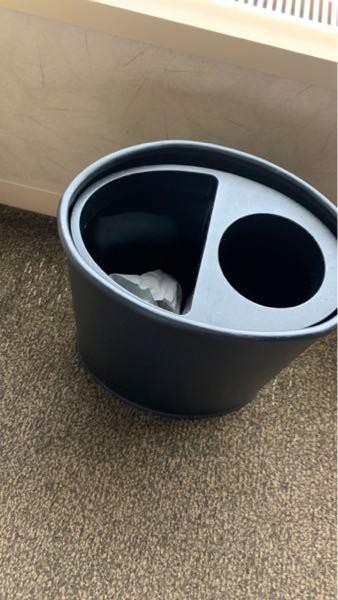 ホテルのウーバーで食べたゴミって部屋のゴミ箱に捨てていいんでしょうか?