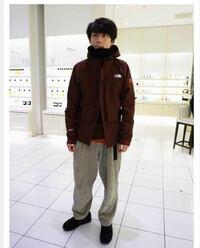 坂口健太郎さんが着ているこちらのノースフェイスのブルゾンのURLを教えてください