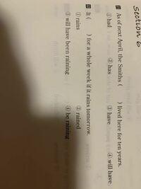 英語です。答えの数字をお願いしますす