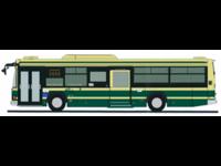 このバスの種類分かりますか? 名古屋市交通局のレトロカラーバスです。 お願いしますm(_ _)m