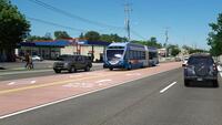 いわき市に新交通システムBRTがあったら地域活性化しますか? いさきは市域が広大すぎて公共交通がカバーできず車社会です。 そこでBRTはどうでしょう。いわきの道路は広いので専用レーンを整備して連節バスを急行運転します。するといわき市民はマイカー依存からBRT利用に転換できませんか?