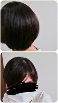 面接の髪色について 社会福祉協議会のパートの面接を受けます。 以前髪の毛をトーン8~10くらに染めてから放置しムラになっていました。 真っ黒だと海苔のようにベタッとしてしまい、地毛より違和感がでてしまうので黒に限りなく近い茶色にしてもらおうとしました。  根本から出ている地毛を参考に美容師さんにトーン5にして頂いたのですが、染め終わるとあれ、思ってたより明るい…?と不安になってしまいました。...