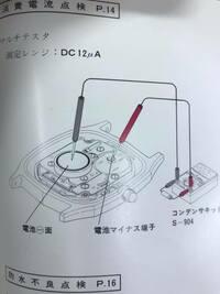 消費電流の測定 マルチテスターは、高すぎるし、安物のデジタルテスターにコンデンサーを 組み込んで使いたいです。コンデンサーは、どこでうってますか?