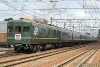 トワイライトエクスプレスの牽引車についてなんですが、トワイライトエクスプレス色意外の機関車が西日本管内で、牽引されたことがあるらしいです。その事について、機関車の番号などを教えてく ださい。