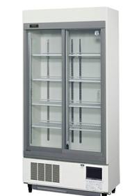 ホシザキのリーチイン冷蔵庫(リーチインスライド扉・RSC-90DT-2)扉の外し方を教えてください。窓の掃除をする際、扉が外れない為左右から手を突っ込み拭いてますが、もし外せるのであれば一気拭 き残しなく出来る...