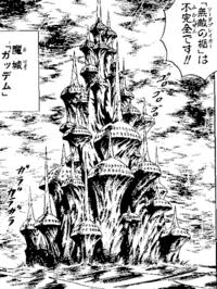 この漫画の建物は、創価学会の会館でしょうか?  ↓